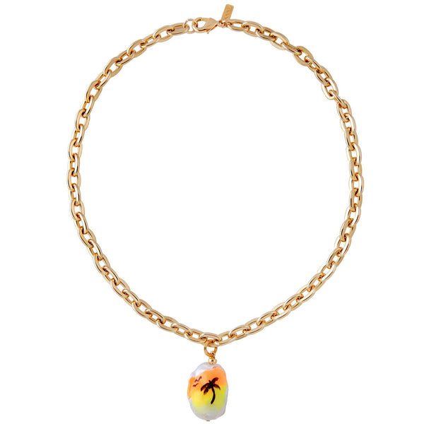 Sunset Drive Necklace