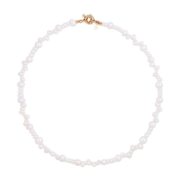Mini Naxos Pearl Necklace