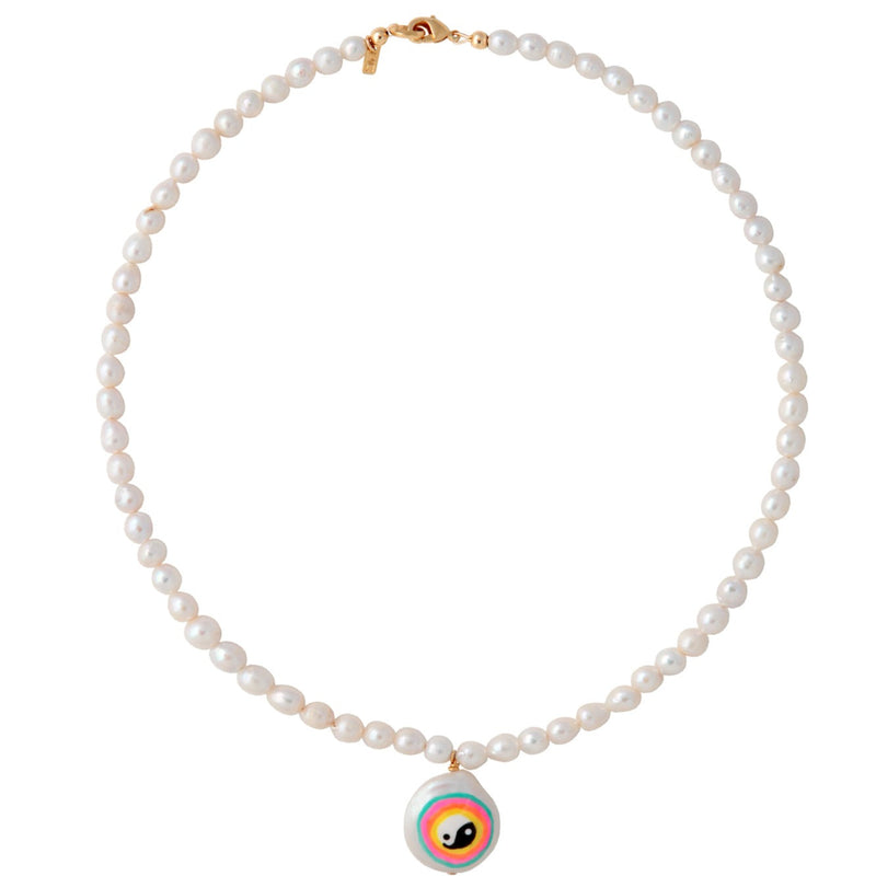 Oasis Pearl Necklace