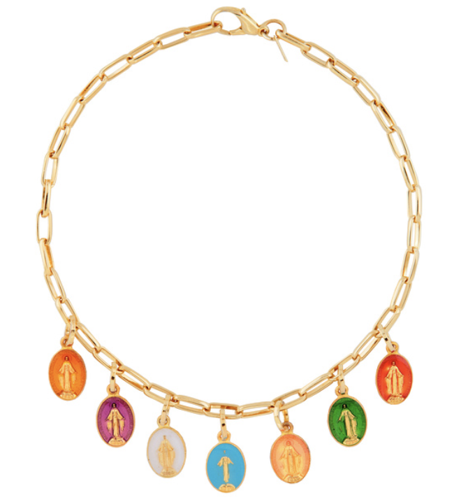 Faith in Color Necklace