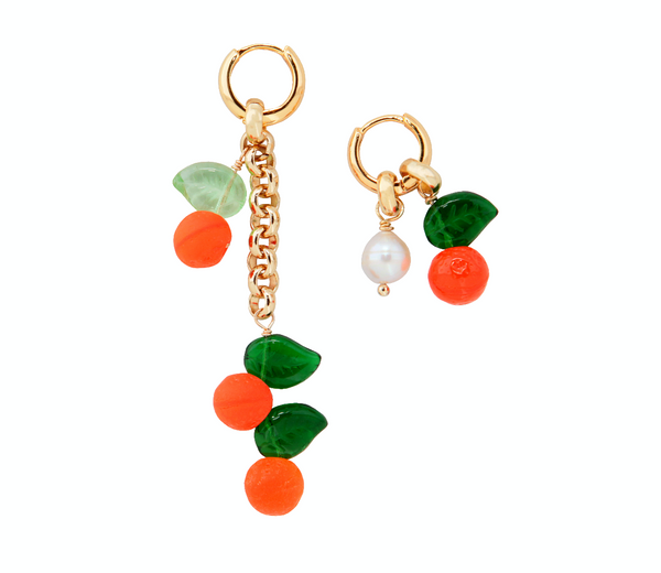 Taste The Tropic Earrings