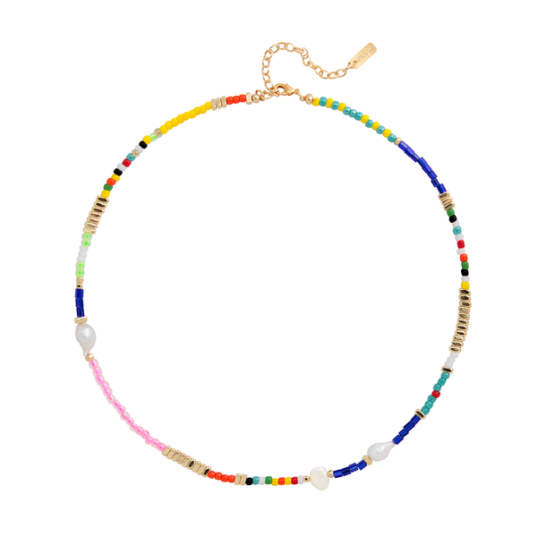 Collins Bead Necklace