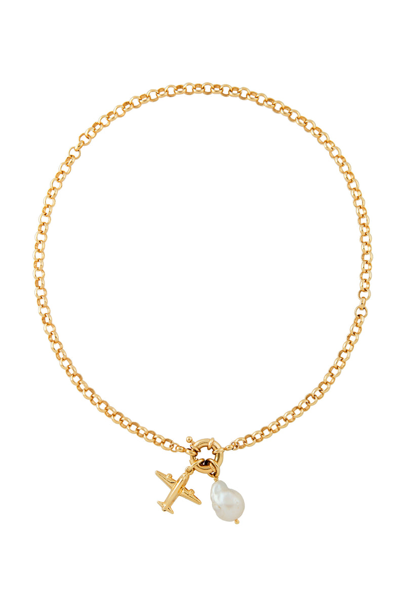 Jetsetter Necklace