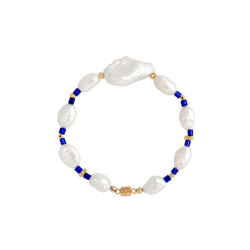The Muse Pearl Bracelet