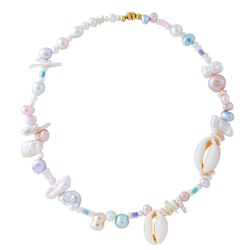 Maldives Pearl Necklace