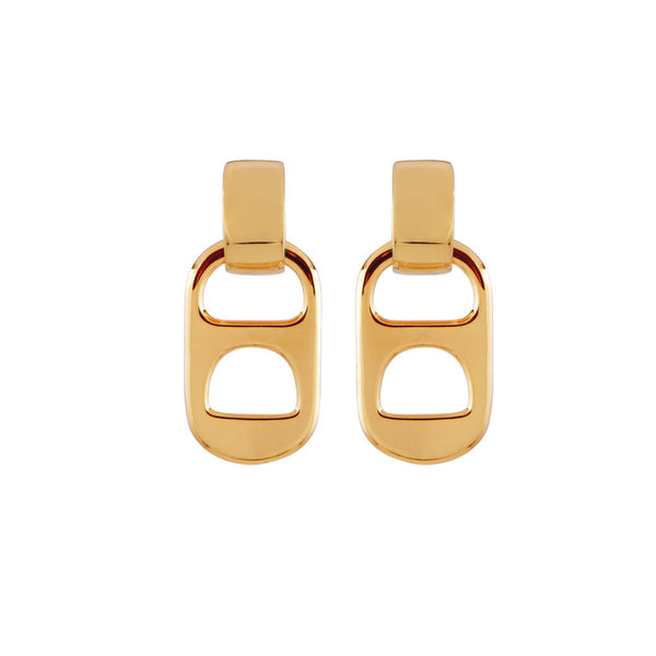 Keeping Tabs Earrings