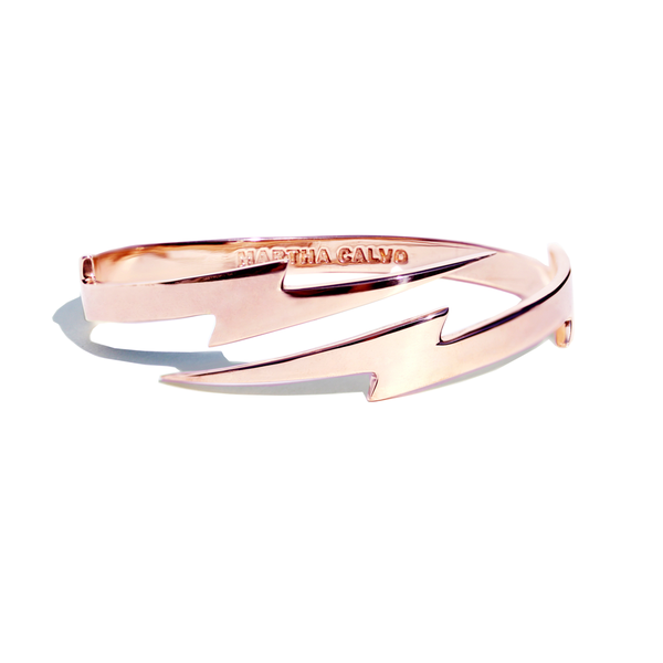 Lightning Bolt Bangle