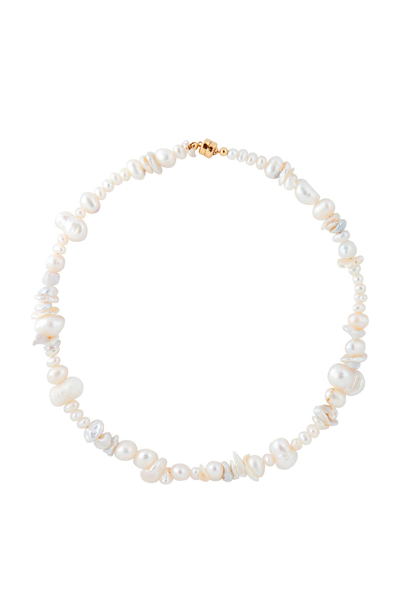 Naxos Pearl Necklace