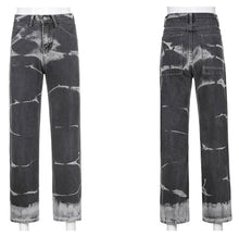 Load image into Gallery viewer, Tie Dye Print Pants