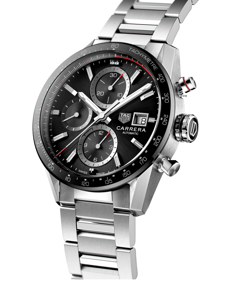 TAG Heuer - Carrera Chronograph