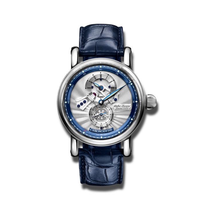 Chronoswiss - Flying Regulator Open Gear Anniversary Edition
