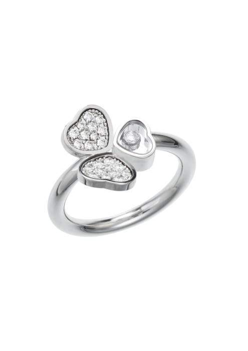 Chopard Schmuck - Ring `Happy Hearts Wings