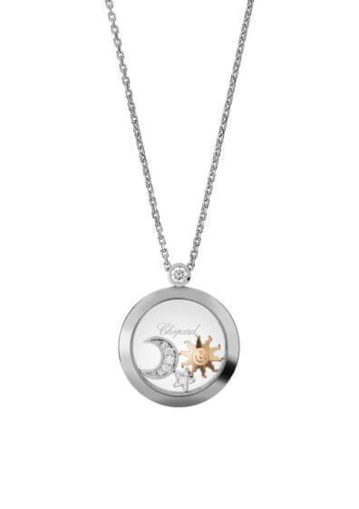 Chopard Schmuck - Kette Happy Sun, Mood and Stars