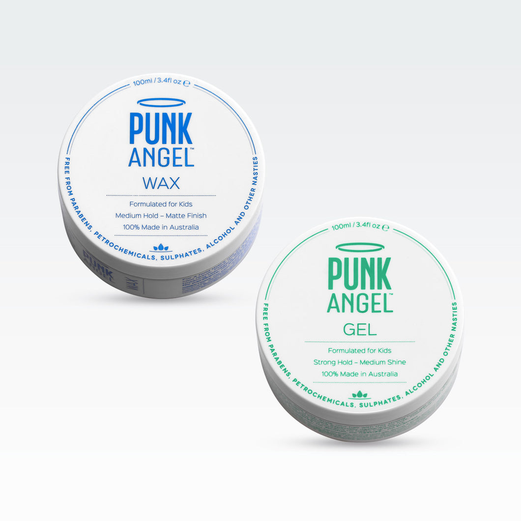 Twin Pack – Wax + Gel