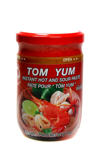 Tom Yum Shrimp Paste