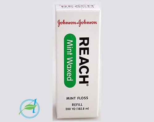 Avin-Dental-Reach-Mint-Waxed-Johnson