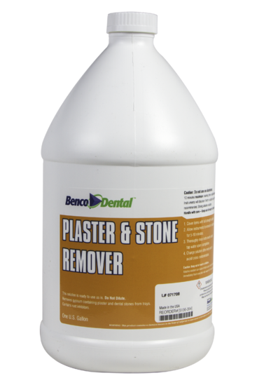 Plaster and Stone Remover
