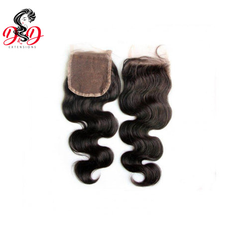 Mink Brazilian BodyWave Closure