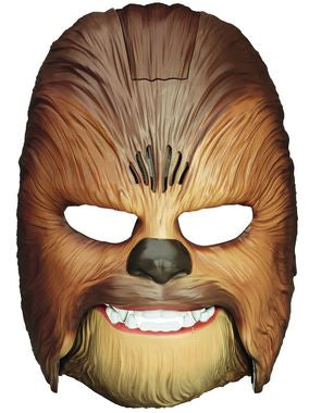 MASQUE ELECTRONIQUE CHEWBACCA