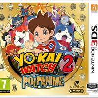 3DS YO-KAI WATCH 2 FLESHY SOULS-FANTOMES