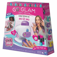 COOL MAKER GO GLAM NAILS SALON 2 EN 1