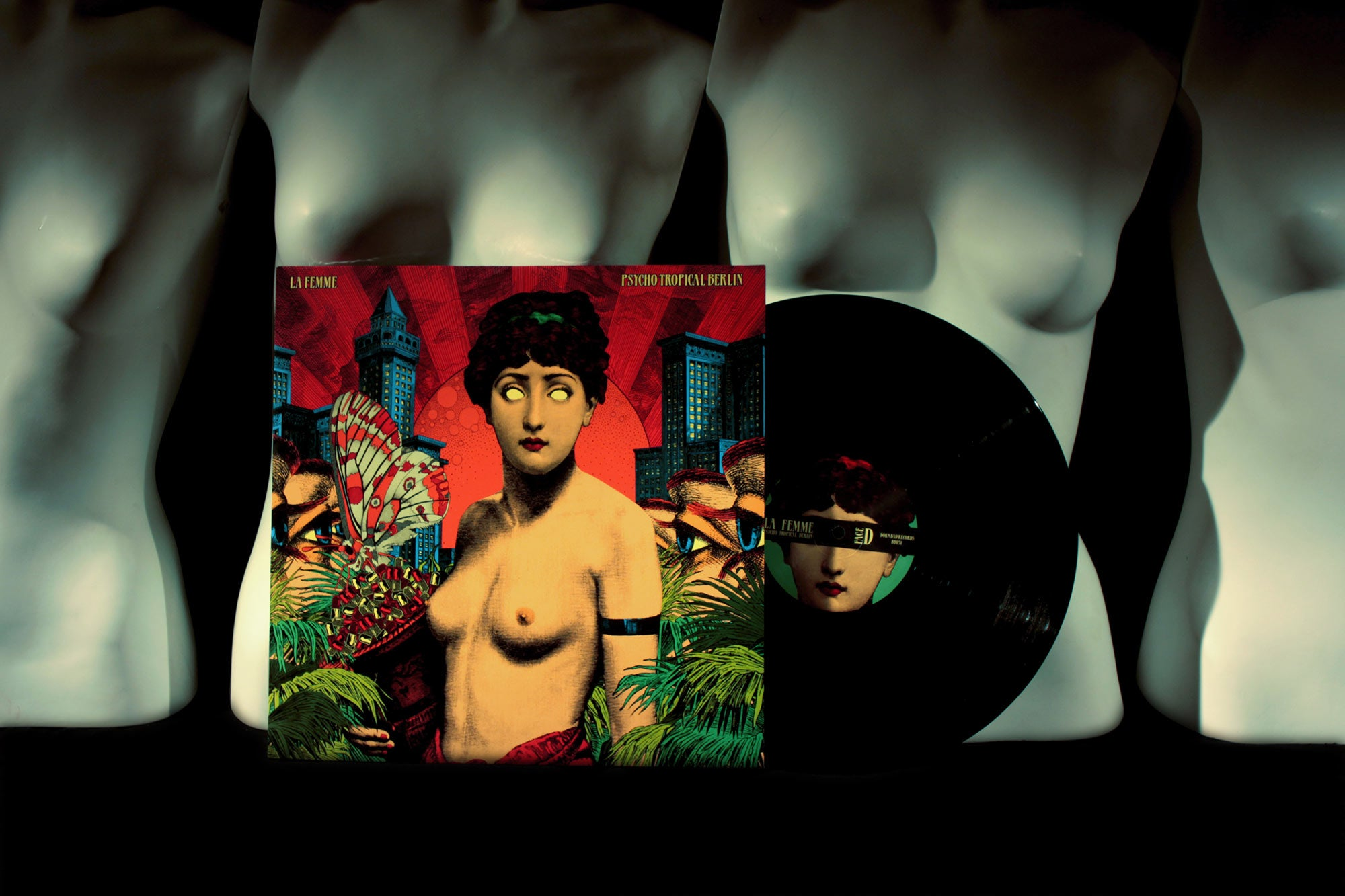 PYSCHO TROPICAL BERLIN - Vinyl / (Double LP)