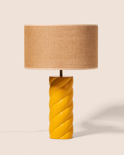 Lampe - Mimosa & Jute, Mallow, Goodmoods Éditions.