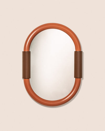 Miroir - Terracotta, Olympic, Goodmoods Éditions.
