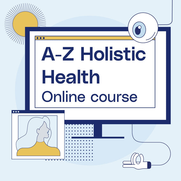 Course | A-Z Holistic Health