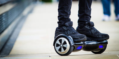 HoverBoards Take The World By Storm