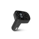BLUETOOTH FM TRANSMITTER MP3 DUAL PORT USB CAR CHARGER - PF043