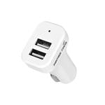 DUAL USB CAR CHARGER FOR iPHONE 12 11 XS XR X 8 7 HUAWEI SAMSUNG UNIVERSAL