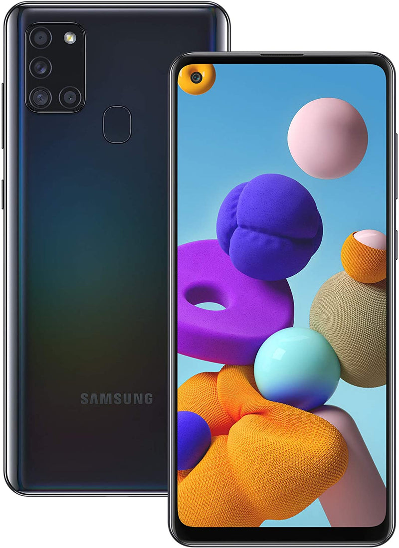Samsung Galaxy A21s (32GB/Dual Sim/Black)