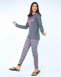 Crazy Deer Nightwear Sets