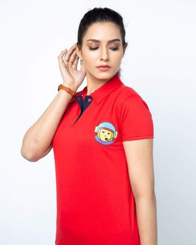 Sky Walker Polo Shirt