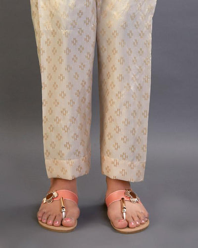 Masoori Gold Trouser
