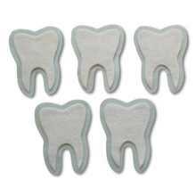 Load image into Gallery viewer, Five Loose Teeth Felt Set Pattern
