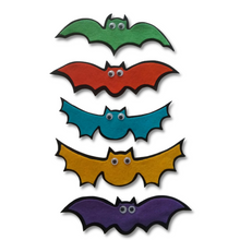 Load image into Gallery viewer, Felt Board Magic - Five Little Bats on a Dark Dark Night Felt Board Set