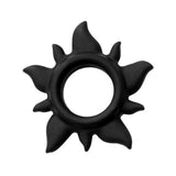 Master Series Dark Star Silicone Erection Ring
