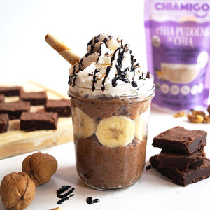 Chocolate Banana Nut (150g / 3 Servings)