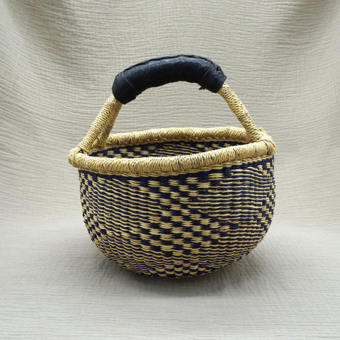 Bolgatanga Basket, Monochrome (Small)