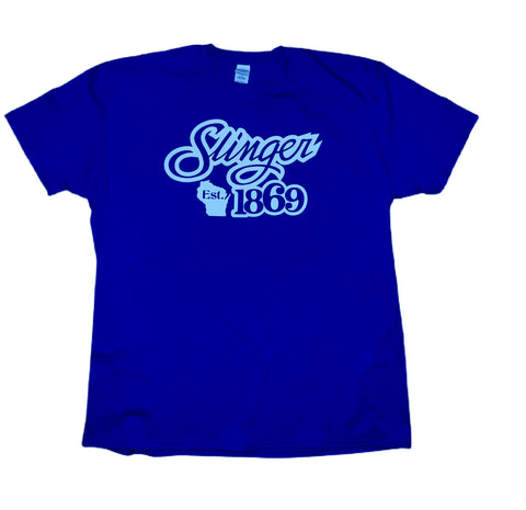 Slinger Established 1869 T Shirts
