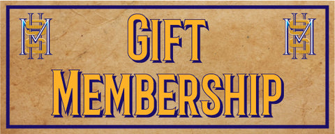 Gift Membership -  Miscellaneous
