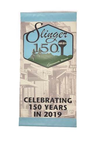 2019 Slinger 150th Street Banner - Miscellaneous