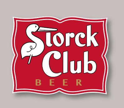 Storck Brewery - Storck Club Beer Decal