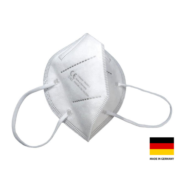 FFP2 protective masks CE certified (Made in Germany)