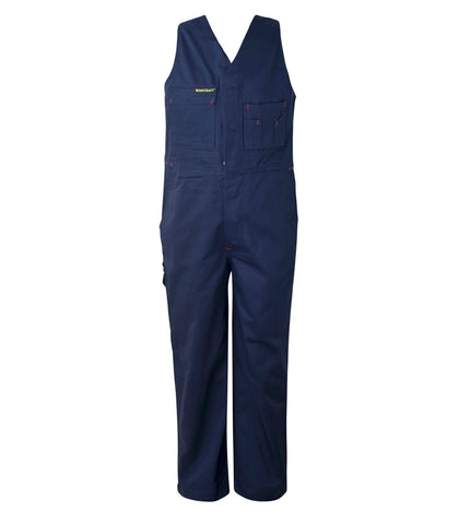 Kids Workcraft Action Back Drill Overalls