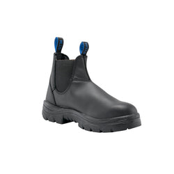 Mens Steel Blue Hobart Safety Boot