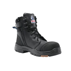 Men's Steel Blue Torquay Safety Boot