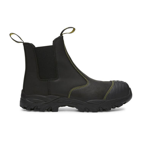 Mens Craze Slip on Safety Boot